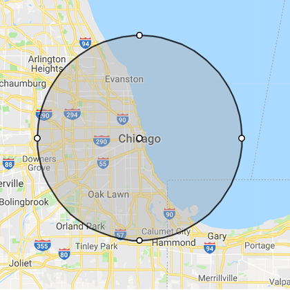 Chicago IL Location