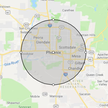Phoenix AZ Location